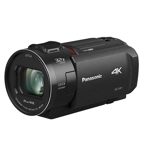 HC-VX1 4K Camcorder Product Image (Secondary Image 2)