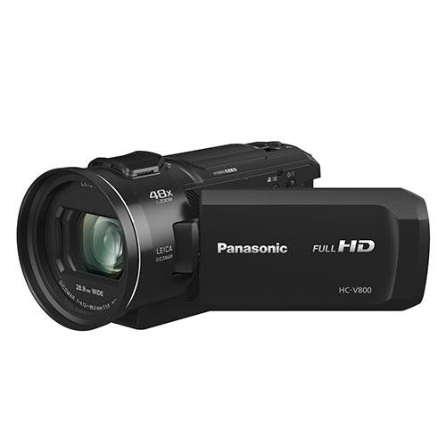 HC-V800 HD Camcorder Product Image (Primary)