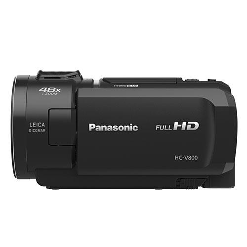 HC-V800 HD Camcorder Product Image (Secondary Image 1)