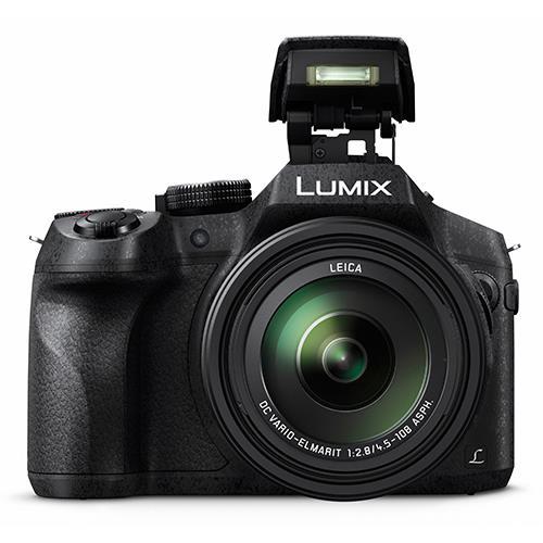 Lumix DMC-FZ330 Bridge Camera Product Image (Secondary Image 1)