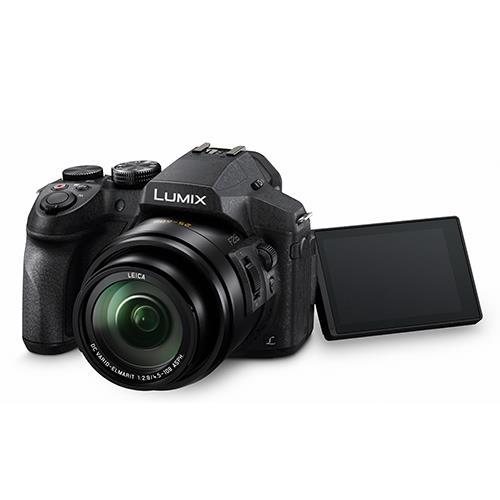 Lumix DMC-FZ330 Bridge Camera Product Image (Secondary Image 5)