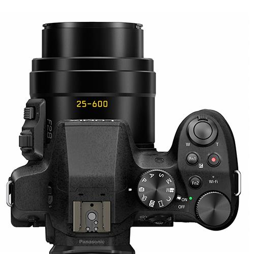 Lumix DMC-FZ330 Bridge Camera Product Image (Secondary Image 8)
