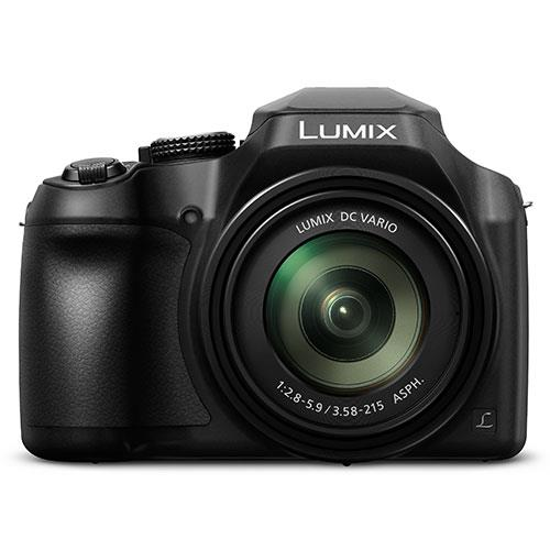 Lumix DMC-FZ82 Digital Camera Product Image (Secondary Image 1)