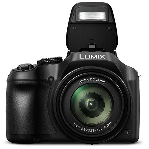 Lumix DMC-FZ82 Digital Camera Product Image (Secondary Image 5)