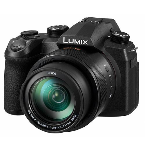 Lumix DC-FZ1000 MkII Digital Bridge Camera Product Image (Secondary Image 2)