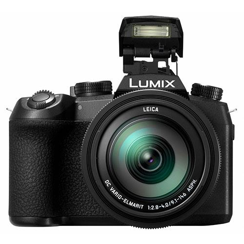 Lumix DC-FZ1000 MkII Digital Bridge Camera Product Image (Secondary Image 3)
