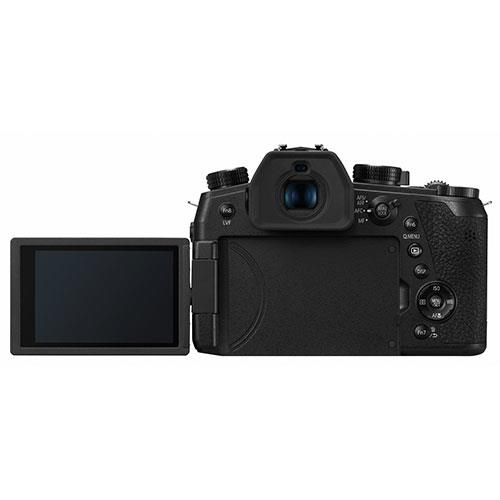 Lumix DC-FZ1000 MkII Digital Bridge Camera Product Image (Secondary Image 4)