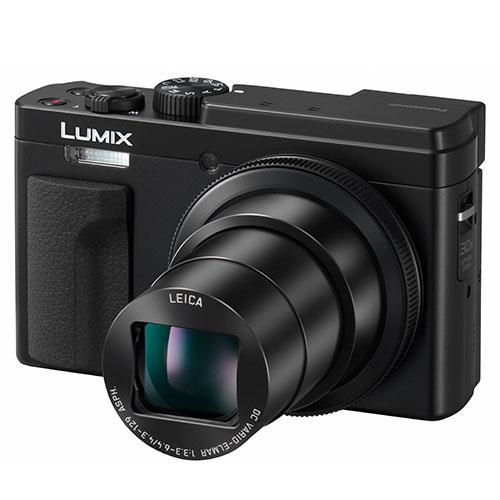 Lumix DC-TZ95 Camera in Black Product Image (Secondary Image 5)