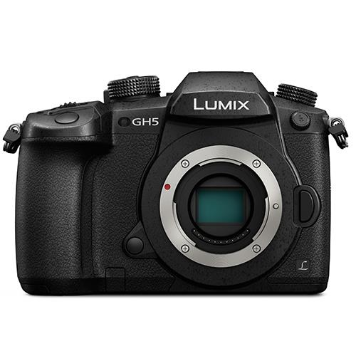 Lumix DMC-GH5 Mirrorless Camera Body Product Image (Primary)