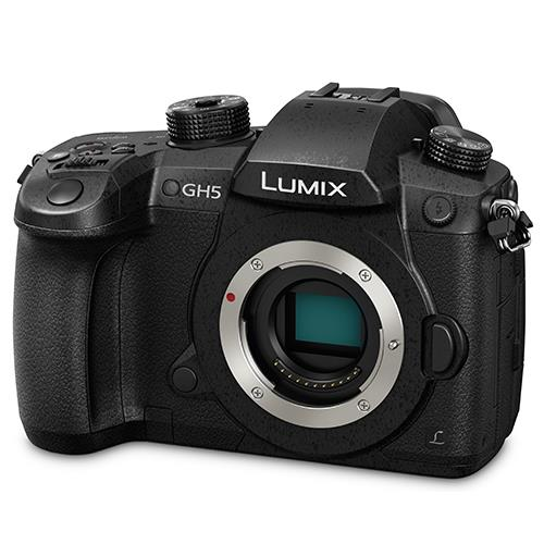 Lumix DMC-GH5 Mirrorless Camera Body Product Image (Secondary Image 2)