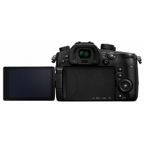 Lumix DMC-GH5 Mirrorless Camera Body Product Image (Secondary Image 4)