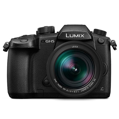 Lumix DMC-GH5 Mirrorless Camera + Leica 12-60mm f/2.8-4.0 Lens Product Image (Secondary Image 1)