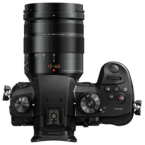 Lumix DMC-GH5 Mirrorless Camera + Leica 12-60mm f/2.8-4.0 Lens Product Image (Secondary Image 5)