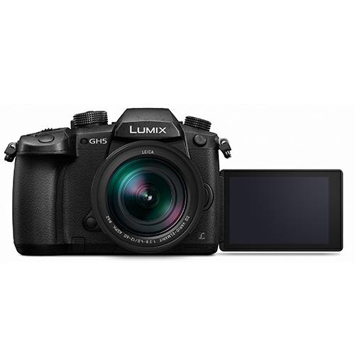 Lumix DMC-GH5 Mirrorless Camera + Leica 12-60mm f/2.8-4.0 Lens Product Image (Secondary Image 6)