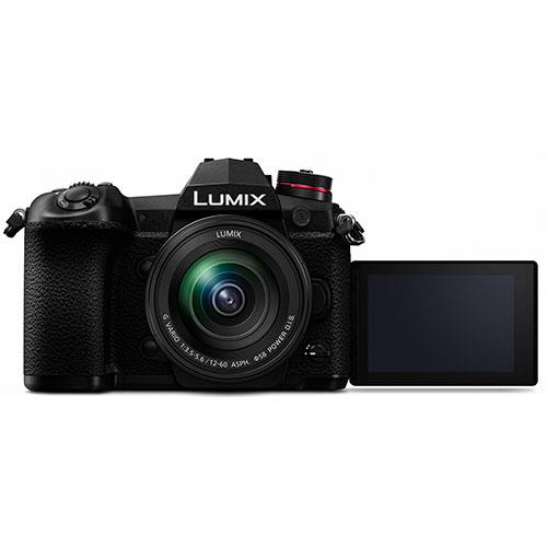 Lumix G9 Mirrorless Camera with Lumix 12-60mm Lens Product Image (Secondary Image 6)