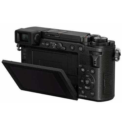 Lumix GX9 Mirrorless Camera Body Product Image (Secondary Image 2)