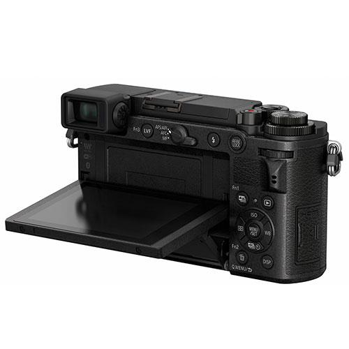 Lumix GX9 Mirrorless Camera Body Product Image (Secondary Image 3)