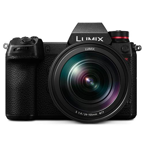 Lumix DMC-S1R Mirrorless Camera with 24-105mm Lens Product Image (Primary)