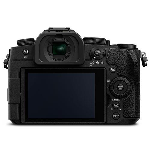 Lumix DC-G90 Mirrorless Camera Body DC-G90EB-K Product Image (Secondary Image 2)