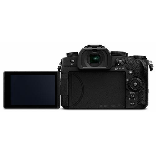 Lumix DC-G90 Mirrorless Camera Body DC-G90EB-K Product Image (Secondary Image 3)