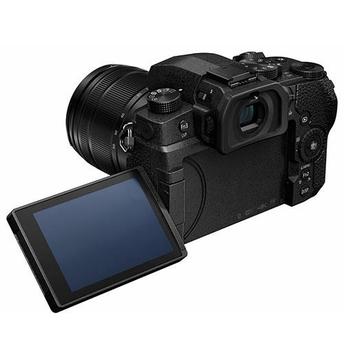 Lumix DC-G90 Mirrorless Camera with 12-60mm f/3.5-5.6 Lens DC-G90MEB-K Product Image (Secondary Image 2)