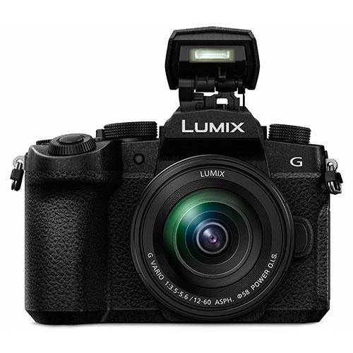 Lumix DC-G90 Mirrorless Camera with 12-60mm f/3.5-5.6 Lens DC-G90MEB-K Product Image (Secondary Image 4)