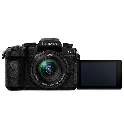 Lumix DC-G90 Mirrorless Camera with 12-60mm f/3.5-5.6 Lens DC-G90MEB-K Product Image (Secondary Image 5)