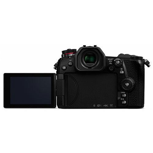 Lumix G9 Mirrorless Camera with 25mm f/1.7 Lens, Grip and Battery Product Image (Secondary Image 4)
