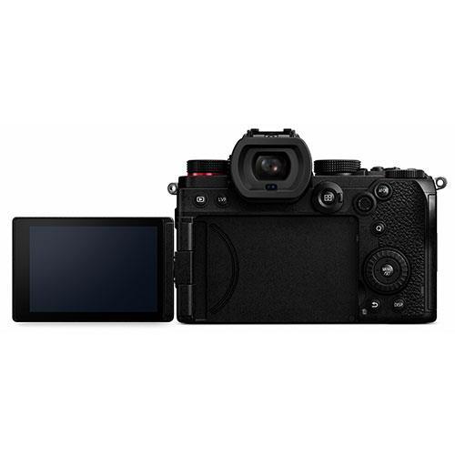 Panasonic Lumix S5 Mirrorless Camera Body  Product Image (Secondary Image 3)