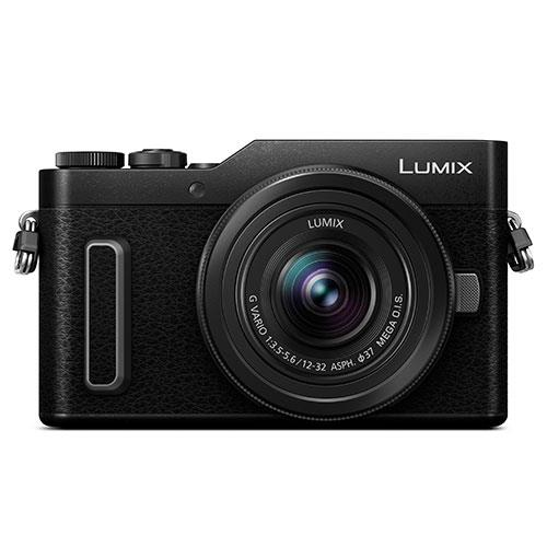 Lumix DC-GX880 Mirrorless Camera in Black with 12-23mm Lens Product Image (Primary)