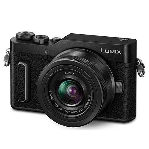 Lumix DC-GX880 Mirrorless Camera in Black with 12-23mm Lens Product Image (Secondary Image 2)