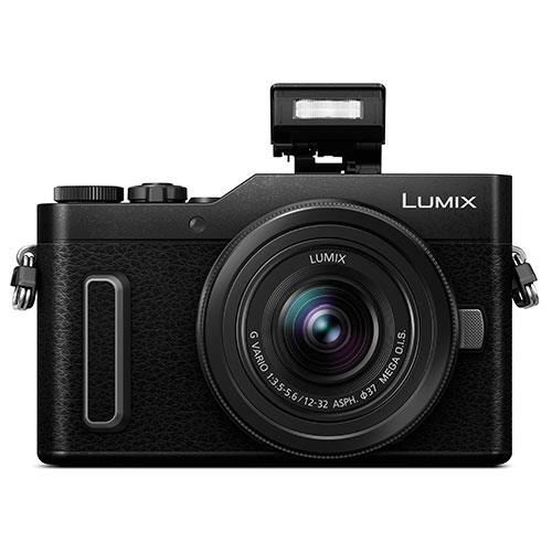 Lumix DC-GX880 Mirrorless Camera in Black with 12-23mm Lens Product Image (Secondary Image 3)