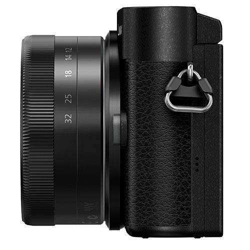 Lumix DC-GX880 Mirrorless Camera in Black with 12-23mm Lens Product Image (Secondary Image 7)