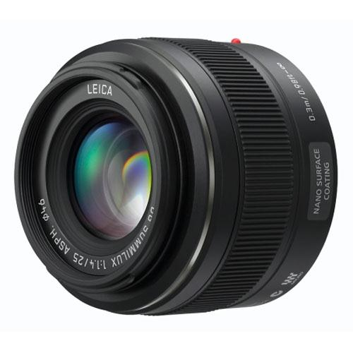 PANASONIC 25mm f/1.4 LENS Product Image (Secondary Image 1)