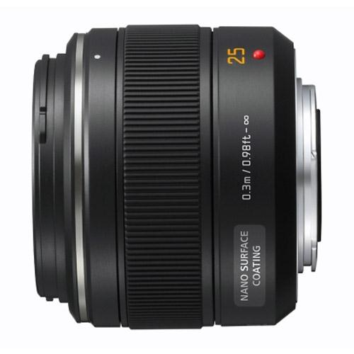 PANASONIC 25mm f/1.4 LENS Product Image (Secondary Image 2)