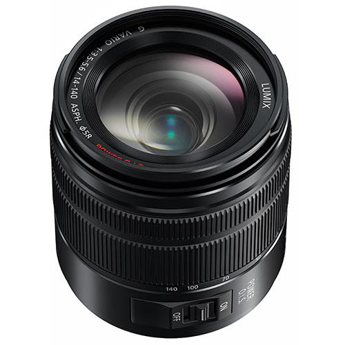 Lumix G Vario 14-140mm f/3.5-5.6 II Lens  Product Image (Secondary Image 2)