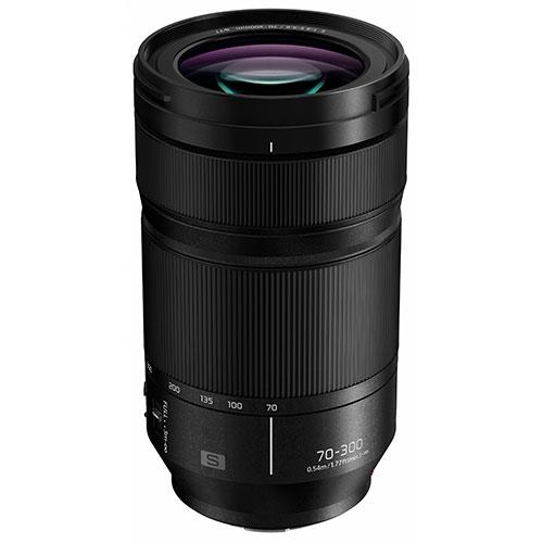 Lumix S 70-300mm F4.5-5.6 Macro O.I.S.Lens Product Image (Primary)