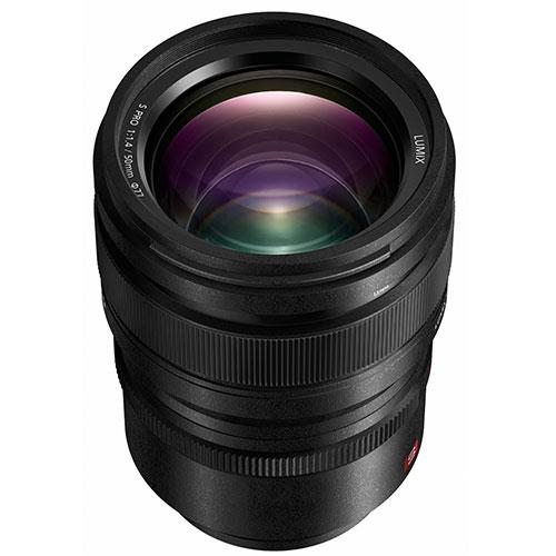 Lumix S PRO 50mm f/1.4 Lens Product Image (Secondary Image 2)