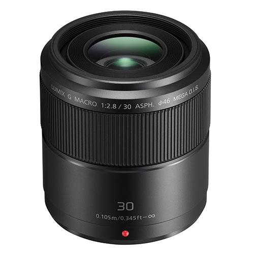 30mm f/2.8 Macro Lens for Lumix G  Product Image (Secondary Image 1)