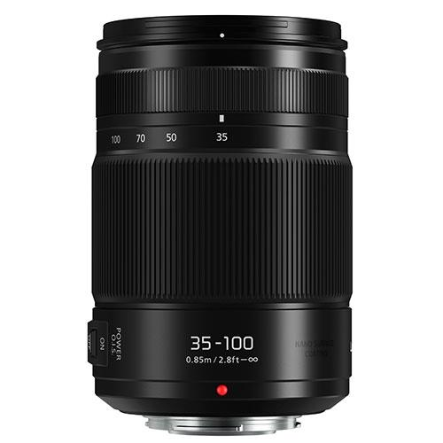 Lumix G X VARIO 35-100mm f/2.8 II POWER O.I.S.Lens Product Image (Primary)