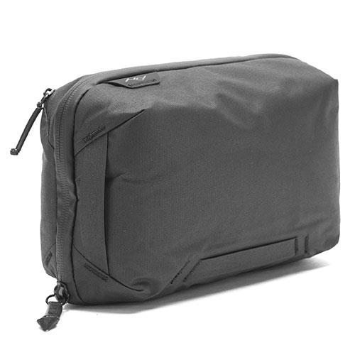Tech Pouch in Black Product Image (Primary)