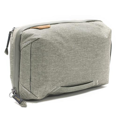 Tech Pouch in Sage Product Image (Primary)