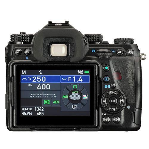 K-1 Mark II Digital SLR Body - Ex Display Product Image (Secondary Image 1)