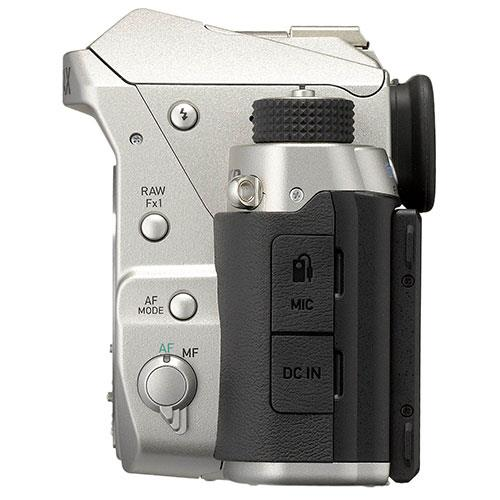 KP Digital SLR in Silver Product Image (Secondary Image 2)