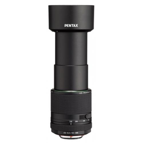 PENTAX-DA 55-300mm PLM LENS Product Image (Secondary Image 2)