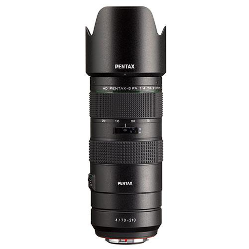 FA 70-210mm F/4 ED SDM WR Lens Product Image (Secondary Image 1)