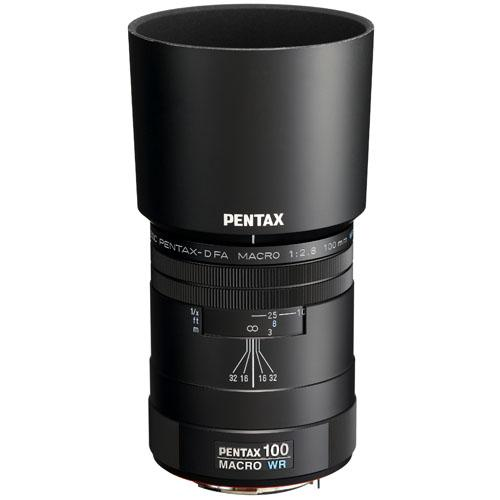 PENTAX 100MM MACRO F2.8 R SMC Product Image (Secondary Image 1)