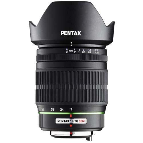 PENTAX 17-70 F4 AL SMC DA SDM Product Image (Secondary Image 1)