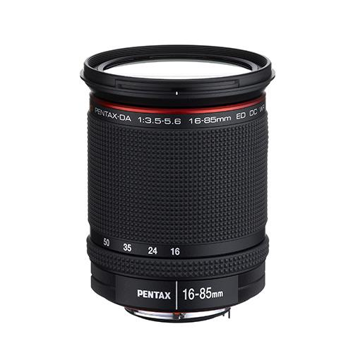 DA 16-85mm f/3.5-5.6 Lens Product Image (Primary)