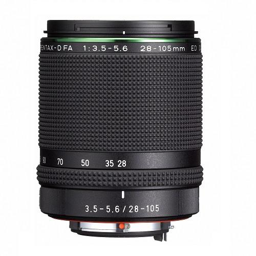 FA 28-105mm f3.5-5.6 ED DC WR Lens Product Image (Secondary Image 1)